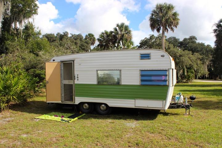 Hickory Hammock Camping