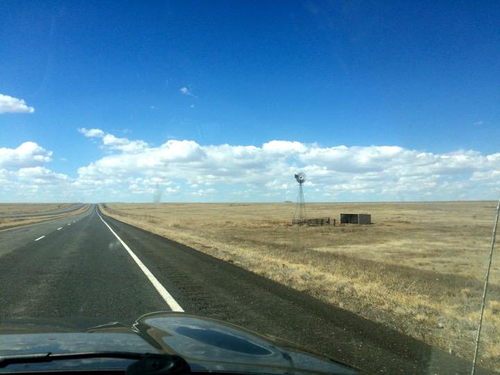 The High Prairie